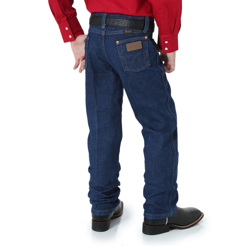 Boys Wrangler Jeans, 13MWZ Originals