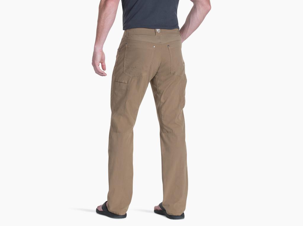 Men's Kühl Pants, Radikl, Dark Khaki, Klassik Fit