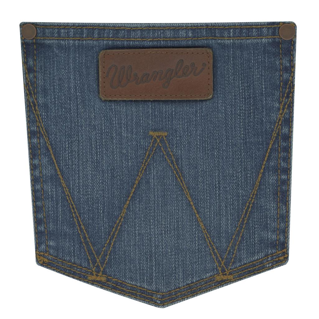 Men's Wrangler Jeans, Retro Slim Boot, Weston