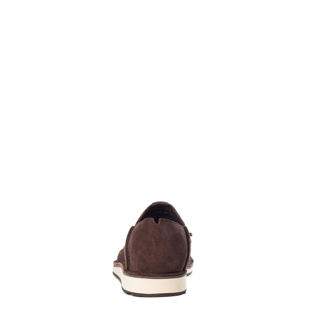 Men's Ariat Cruiser, Chocolate Bark Print