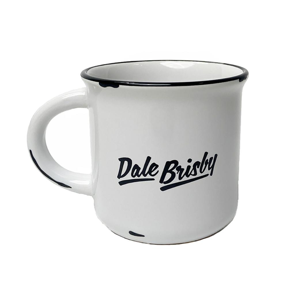 Dale Brisby Mug, It's Rodeo Time Bronc