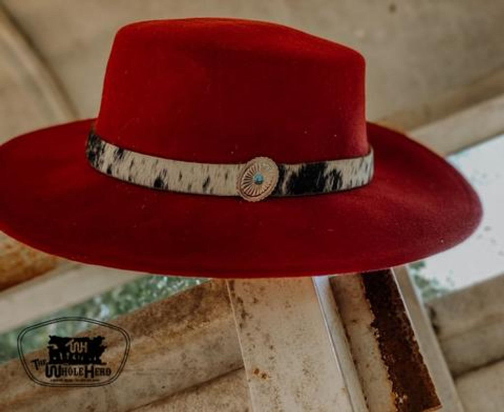 The Whole Herd Hatband, Ranch Rodeo, Bad Baldy
