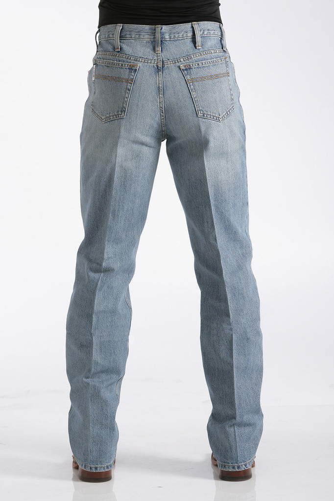 Men's Cinch Jeans, White Label Light