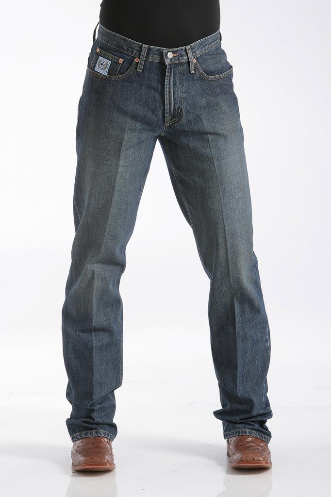 Men's Cinch Jeans, White Label, Dark Wash