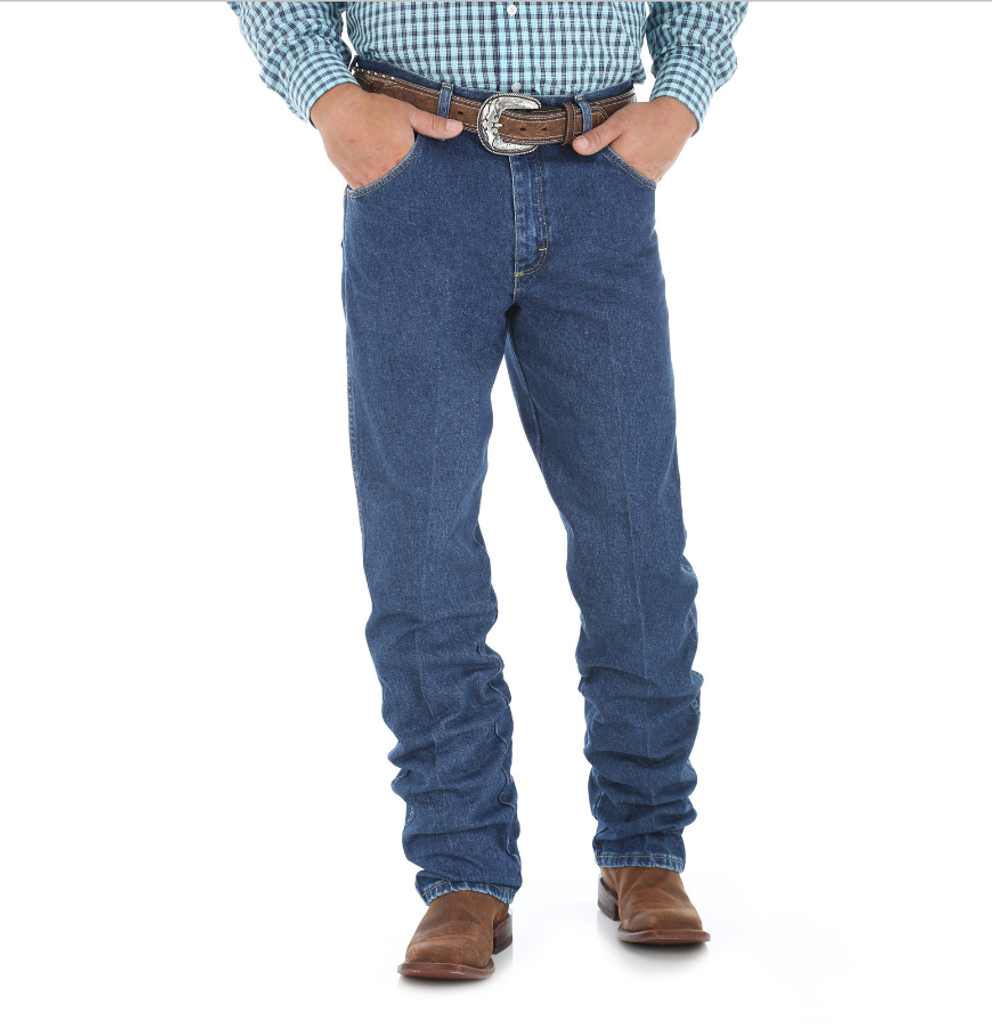 Men's Wrangler Jeans, George Strait Relaxed