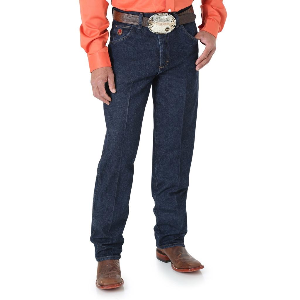 Men's Wrangler Jeans 20X No. 22 Dark Denim