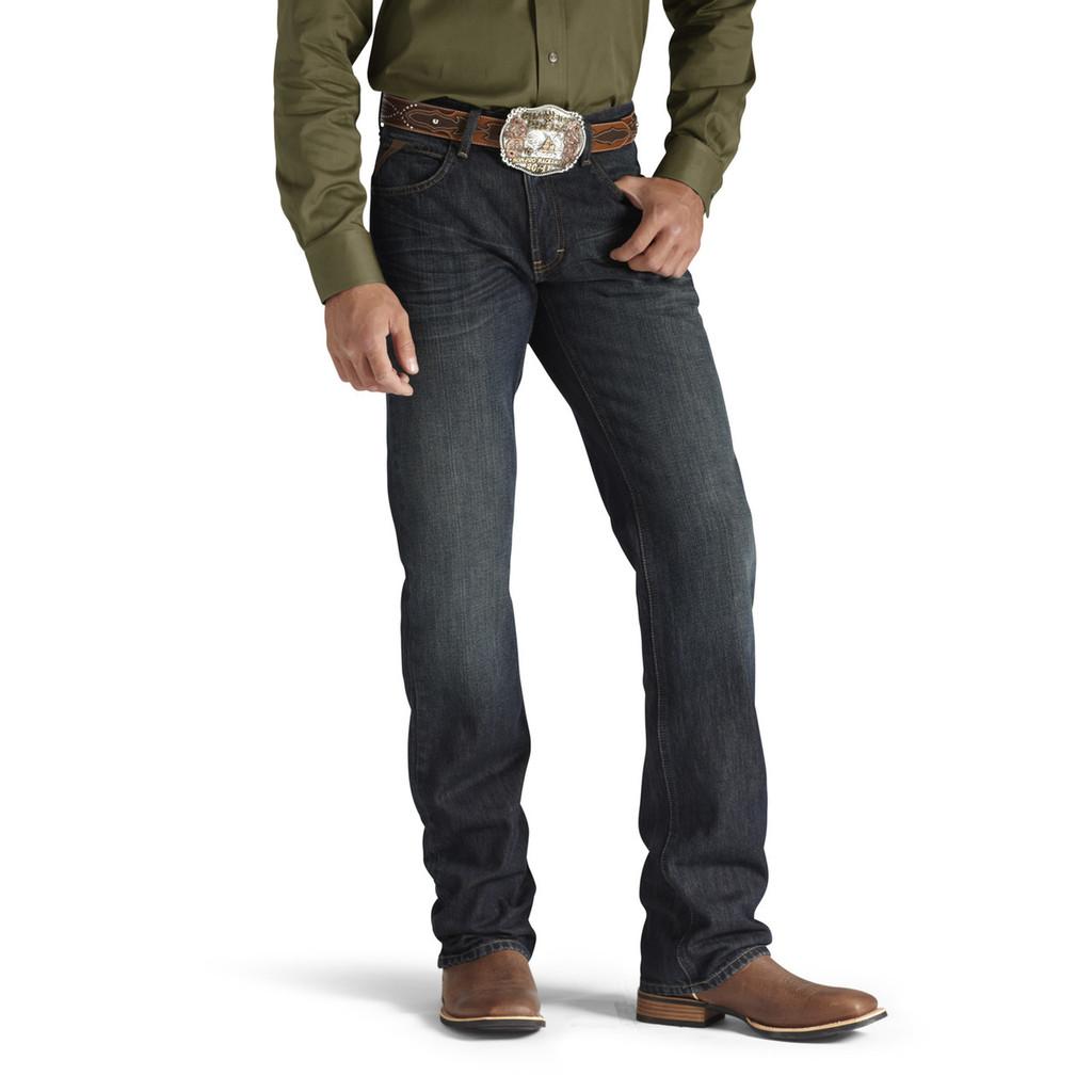 Men's Ariat Jeans, M5 Dark Wash