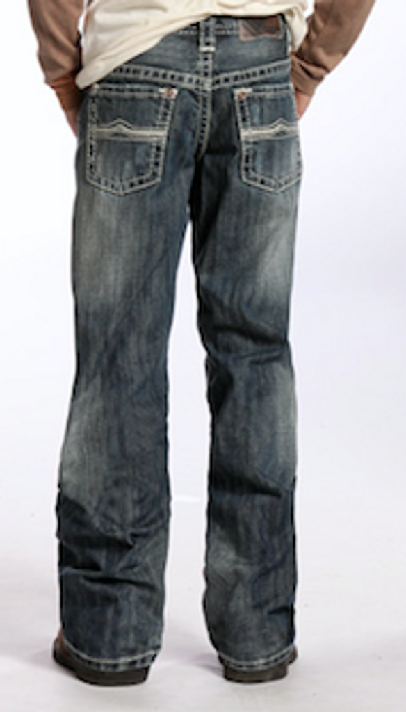 Boys Rock & Roll Jeans, Vintage Wash, Light Pocket