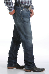 Men's Cinch Jeans, Sawyer, Medium Wash, Boot Cut
