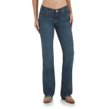 Women's Wrangler Jeans, Medium Wash, Q-Baby Bootcut