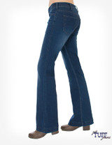 Women's Cowgirl Tuff Jean, Just Tuff Trouser