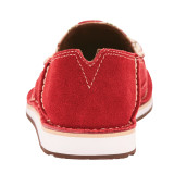 Women's Ariat Cruiser, Red with Cactus and Cowgirls