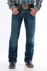 Men's Cinch Jeans, White Label, Rinse
