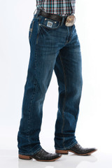 Men's Cinch Jeans, White Label, Rinse