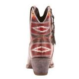 Women's Ariat Boot, Ankle, Circuit Cruz, Southwest Serape