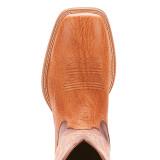 Men's Ariat Boot, Heritage Latigo, Tan Bullhide