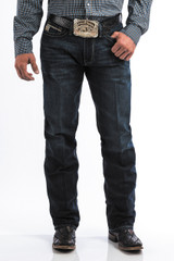 Men's Cinch Jeans, Grant Medium Stone