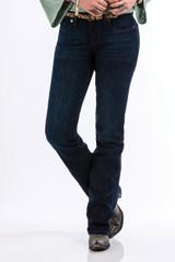 Women's Cruel Girl Jeans, Hannah, Ultra Dark Wash
