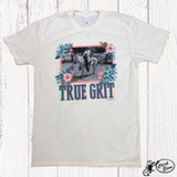 Women's Ranch Swag Tee, True Grit, Natural