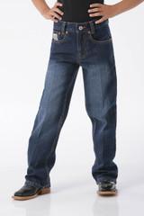 Toddler Cinch Jeans, Original, Medium Stone Wash