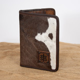 Women's STS Magnetic Wallet, Cowhide