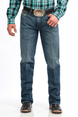 Men's Cinch Jeans, Grant, Medium Stone
