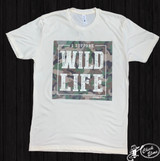 Women's Ranch Swag Tee, Support Wild Life