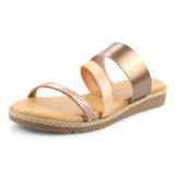 Women's Blowfish Shoe, OTSI, Dewy Pixel Beads, Sandal/Slide