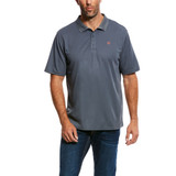 Men's Arait S/S, TEK Polo, Weathered Slate