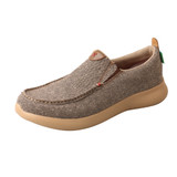 Men's Twisted X Shoe, Slip On EVA12R, Eco Material