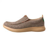 Men's Twisted X Shoe, Slip On EVA12R, Eco Material