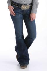 Women's Cinch Jeans, Lynden, Dark Stone