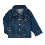 Baby Wrangler Jacket, Denim, Dark