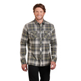 Men's Kühl L/S, Lowdown Flannel, Green Grove
