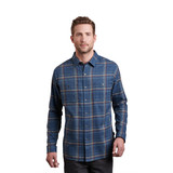 Men's Kühl L/S, Fugitive Flannel, Abyss