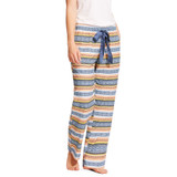 Women's Ariat PJ Pants, Serape Print