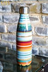 L&B Water Bottle, Mint Serape