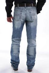 Men's Cinch Jeans, White Label, Light Stone