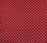 Wyoming Traders Wild Rags, Red Polka Dots