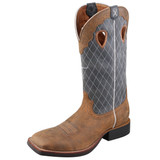 Men's Twisted X Work Boot, Blue Bomber