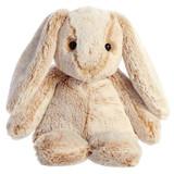 "Aurora Stuffed Animal, 12"" Paddle Bunny Beige"