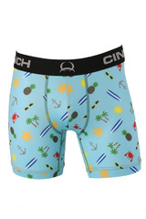 Men's Cinch Boxers, Beach, 6""