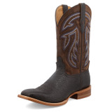 Men's Twisted X, Rancher, Black Vamp woth Coffee Brown Shaft