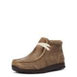 Kids Ariat Shoe, Spitfire, Brown Bomber