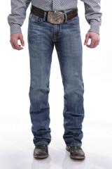 Men's Cinch Jeans, Ian , Medium Stonewash