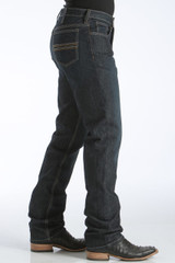 Men's Cinch Jeans, Silver Label, Dark Wash