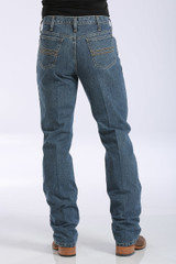 Men's Cinch Jeans, Silver Label, Medium Stonewash