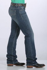 "Women's Cinch Jeans, ""ADA"", Medium Wash"