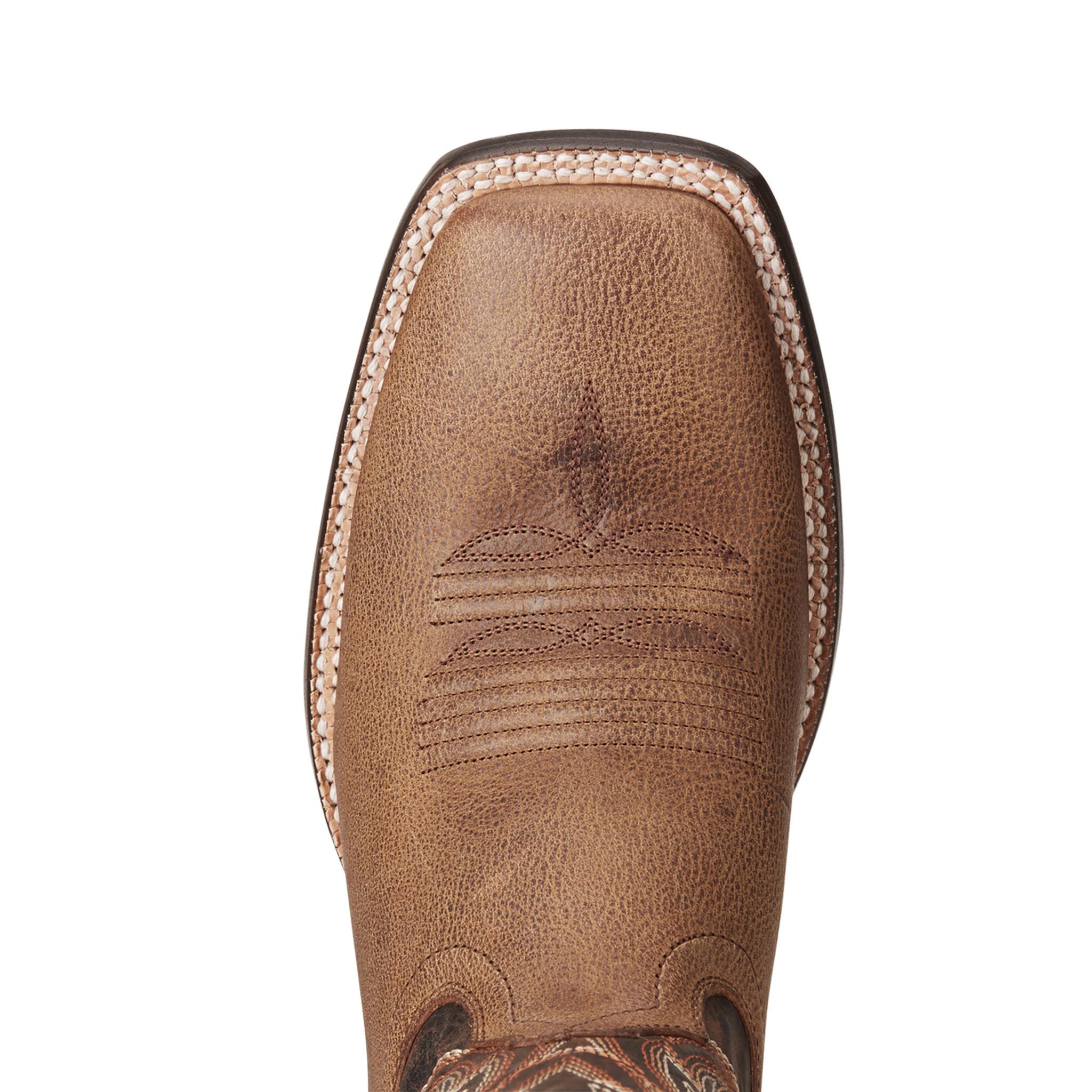 Men's Ariat Boot, Ranchero, Khaki and