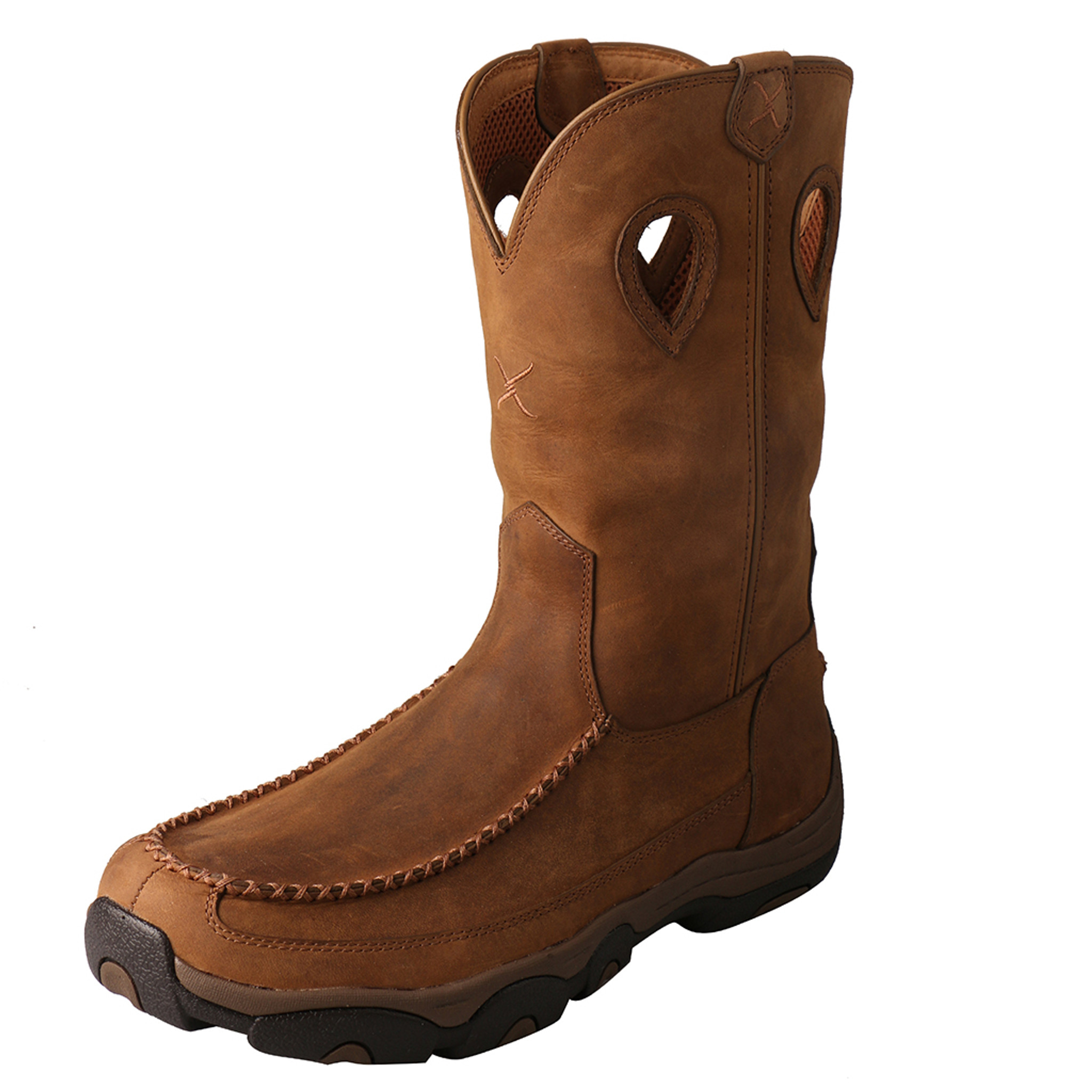 Twisted X Boot, Comp Toe, Hiker, Brown